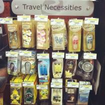 Necessities.  Really?
